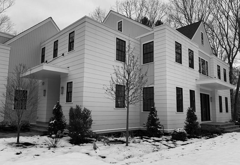 Modern Colonial - Jan Gleysteen Architects