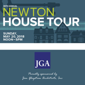 2018 Newton House Tour