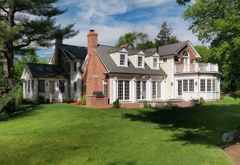 Additional Spaces - Colonial Revival