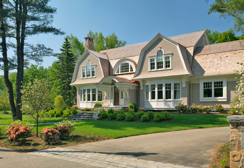 "Boston Globe ""Traditional Home of the Year"""
