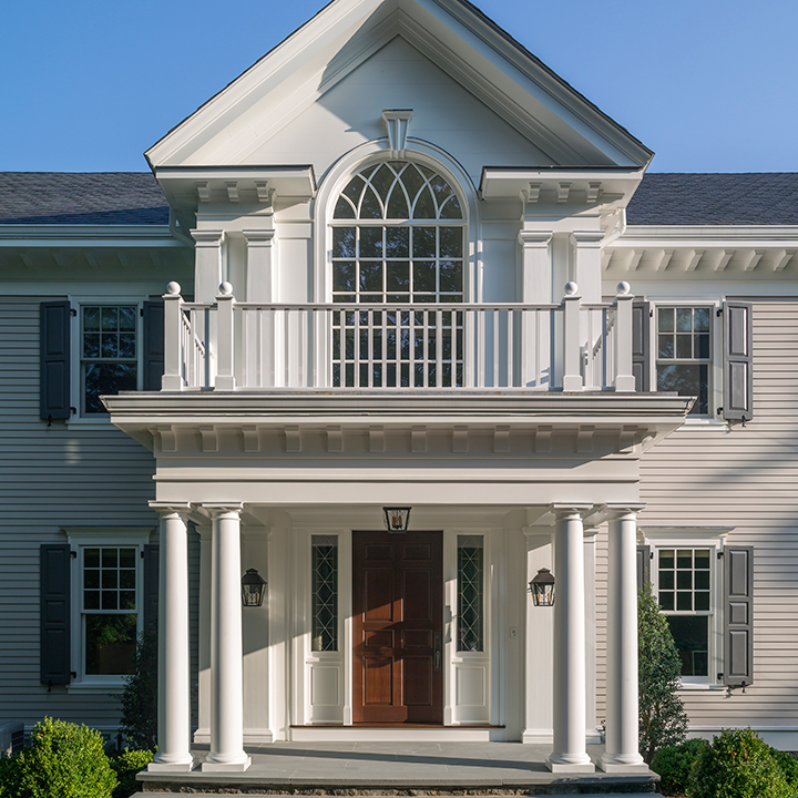 Classic Elegance - Jan Gleysteen Architects, Inc.