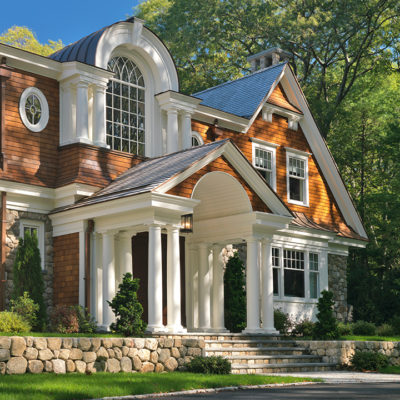 Classic Shingle - Jan Gleysteen Architects, Inc.