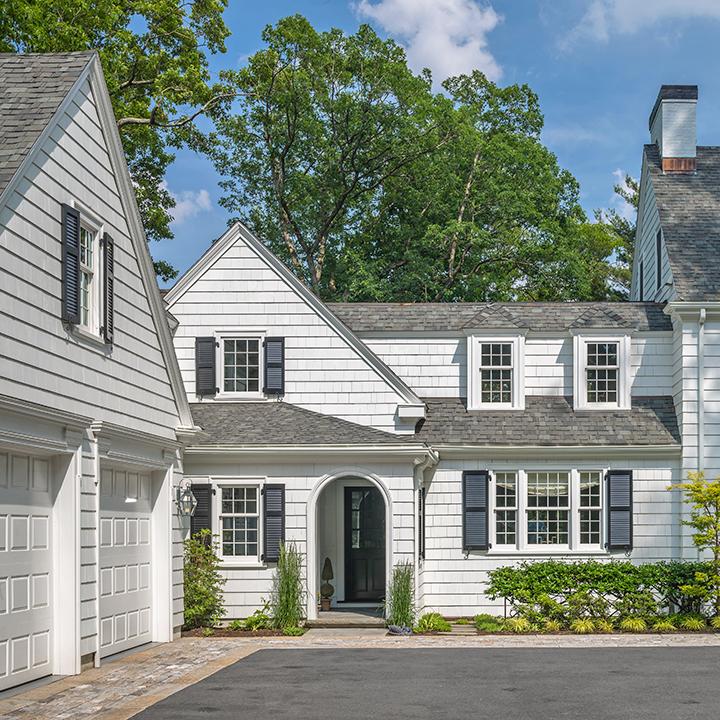 Colonial Charm - Jan Gleysteen Architects, Inc.