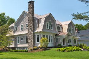 Graceful Gambrel - Jan Gleysteen Architects, Inc.