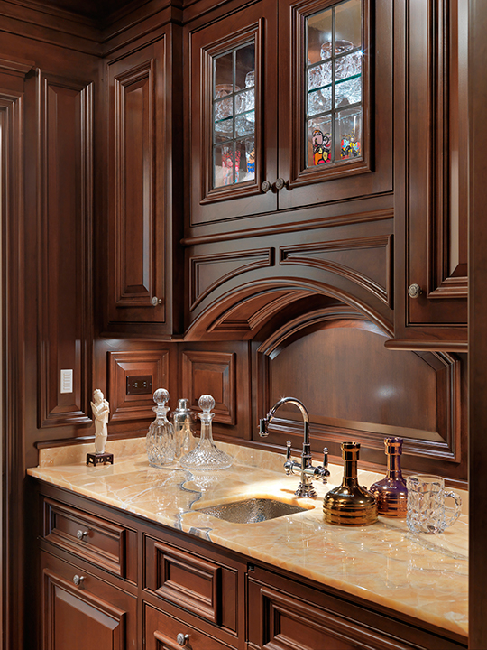Traditional Twist - Jan Gleysteen Architects, Inc.
